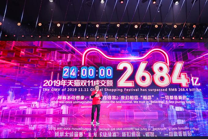 11.11 at Alibaba