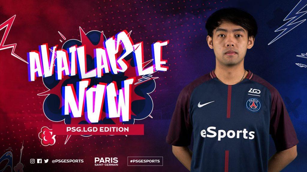 Source: PSG Esports